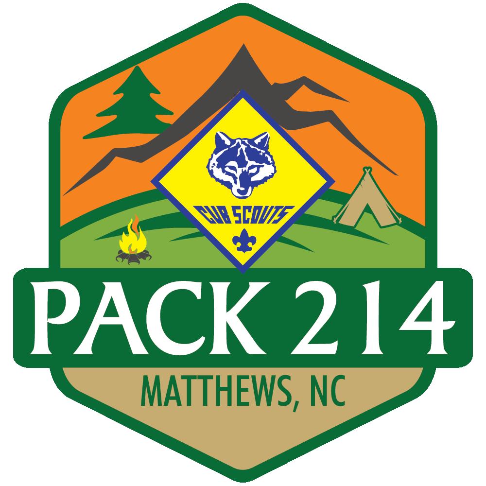 Pack 214 Logo